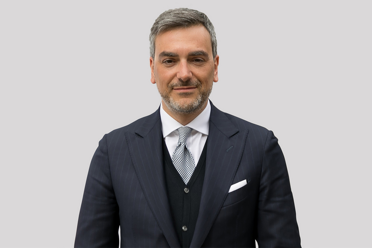 Fabrizio Curci-CEO and General Manager