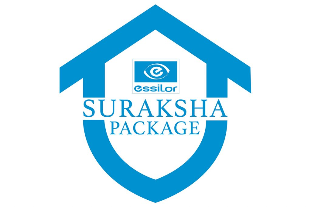 "Essilor's ""Suraksha"" Protection Package For Post COVID-19 Business Recovery"