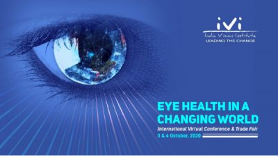 'Eye Health In A Changing World' Conference To Address India's Vision Care Needs