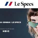 Le Specs Collaborates with Christian Cowan