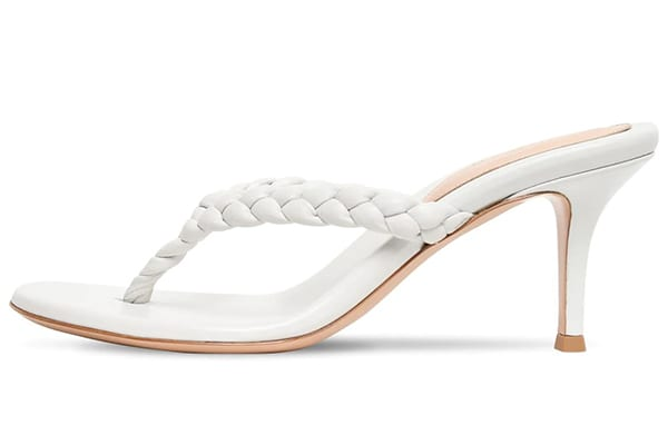 Braid Thong Tropea Sandals from Gianvito Rossi