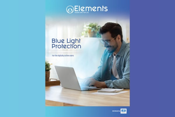 Essilor Launches 'Elements' – Blue Light Protection Lenses