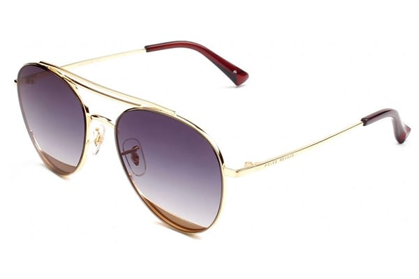 The DaveO Designer Round Sunglasses' from the Prive Revaux