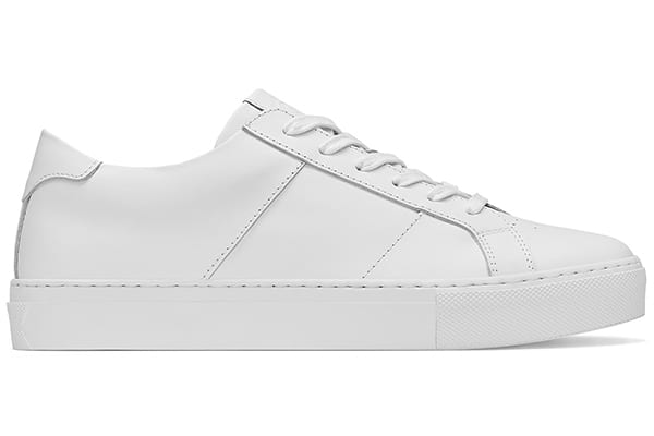 Royale leather sneakers from GREATS