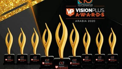 CiO VP Awards 2020. A Virtual Affair