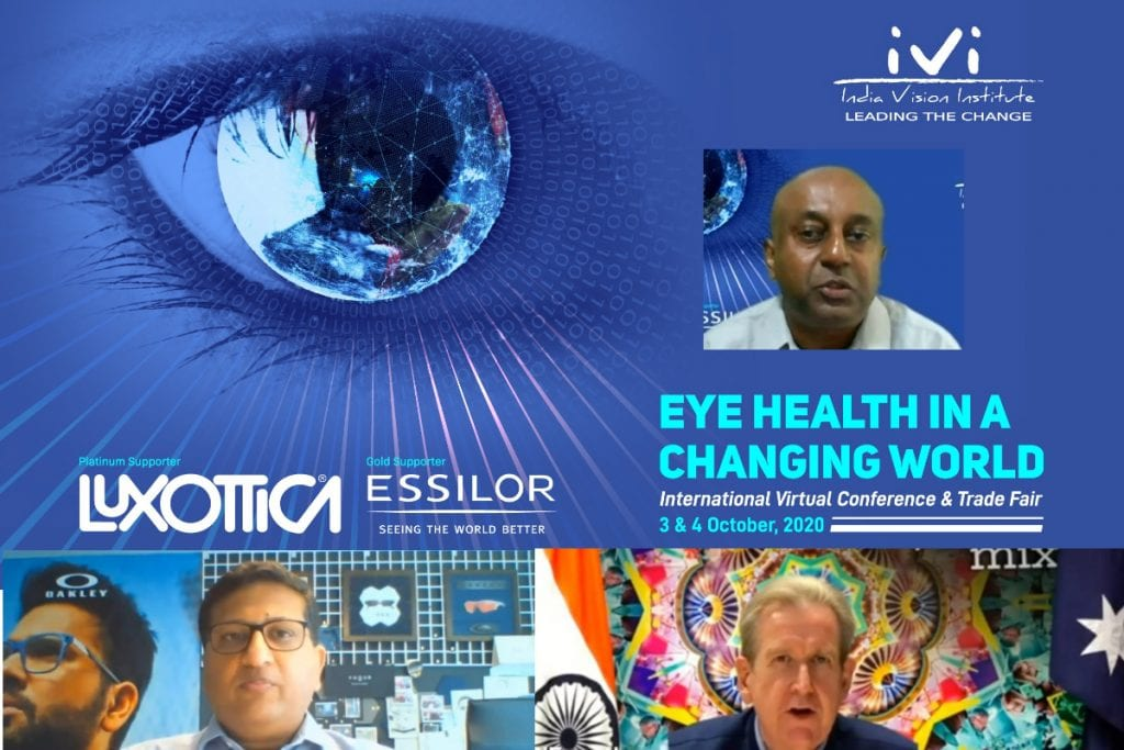 'Eye Health in a Changing World' Virtual Conference Held Successfully