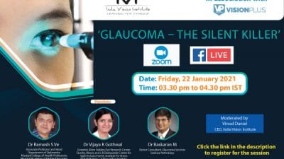 Panel Discussion on 'Glaucoma–The Silent Killer'